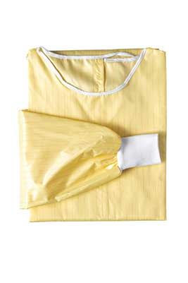 Isolation Gowns & Face Masks