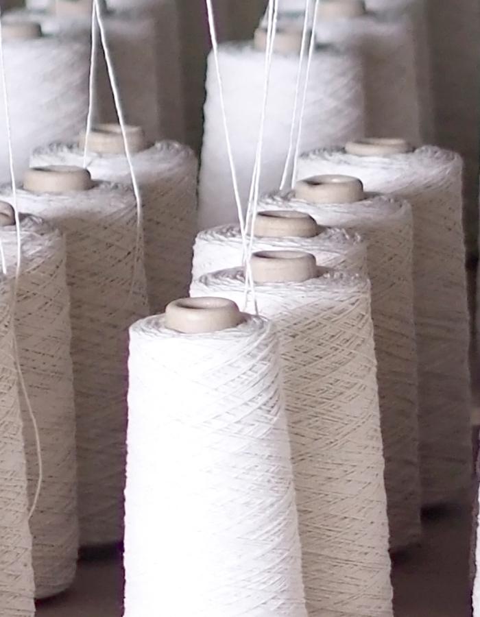 yarn rolls
